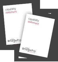 Bridge Pro Brochures